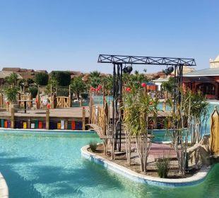 Tolle Aussicht Jungle Aqua Park