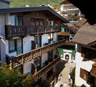 Ausblick Seeböckenhotel Zum weissen Hirschen