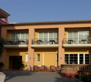 Außenansicht Hotel Don Antonio