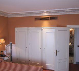 Unser Doppelzimmer Hotel Alhambra Palace