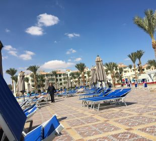 Hauptpool Dana Beach Resort