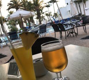 Restaurant Hipotels La Geria
