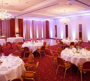 Saal mit Tanzfläche - Feiern im Hotel Munte Ringhotel Munte am Stadtwald
