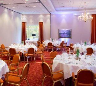 Bankettsaal - Feiern im Hotel Munte am Stadtwald Ringhotel Munte am Stadtwald