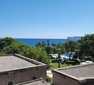 Ausblick aus Zimmer 2419 Kilikya Palace Göynük