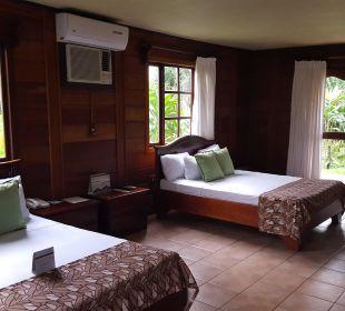 Schönes großes Zimmer Hotel Montana de Fuego