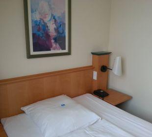 Bett HKK Hotel Wernigerode
