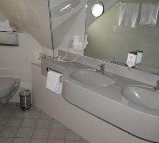 Das Badezimmer 1 Ringhotel Central