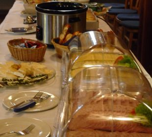 Frühstücksbuffet Haus 2 Hotel Luitpold am See 1&2