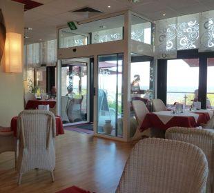 Restaurant mit Meerblick Panorama Hotel Bansin