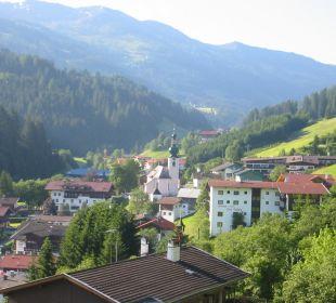 Auffach im Sommer Schatzberg-Haus