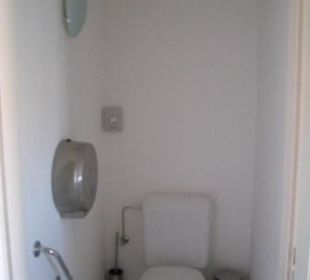 Sep. WC mit müffel Aroma