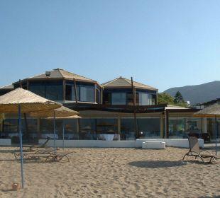 Beachbar & Restaurant vom Strand
