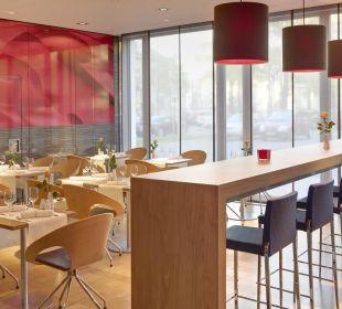 Bistro Lounge InterCityHotel Darmstadt