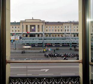 Ausblick Hotel Les Arcades