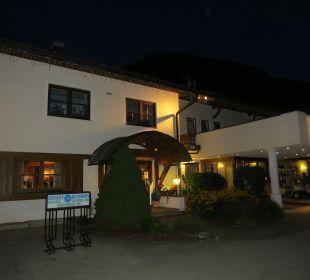 Ortnerhof bei Nacht Wohlfühlhotel Ortnerhof