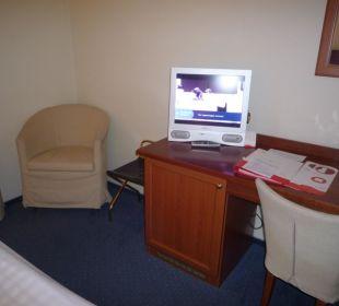 TV PK Riga Hotel