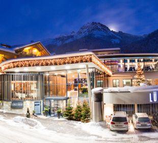 Außenansicht Alpin Life Resort Lürzerhof