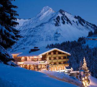 Winterurlaub in Damüls genießen Berghotel Madlener