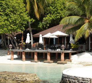 Die Terrasse La France Lily Beach Resort & Spa