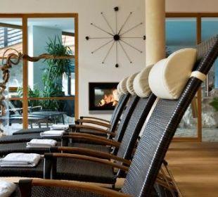 Unser Wellnessbereich Castanea Hotel Taubers Unterwirt