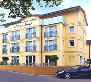 Aparthotel Strandhus Aparthotel Strandhus