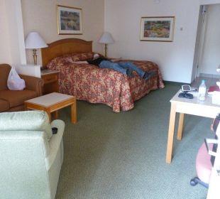 Doppelzimmer Best Western Hotel A Wayfarer's Inn