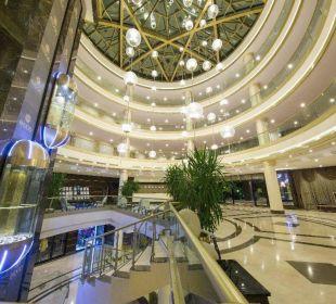 Lobby Eldar Resort