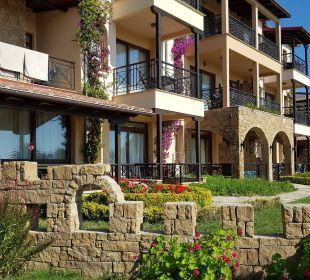 Gartenanlage mit 2-3 stockigen Häusern Anthemus Sea Beach Hotel & Spa