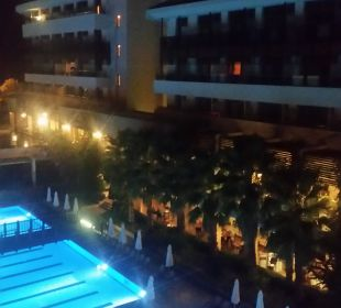 Ausblick Hotel Alba Royal