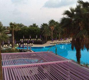 Aussicht vom Zimmer  Siam Elegance Hotels & Spa