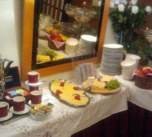 Das Frühstück Hotel Kirchenwirt
