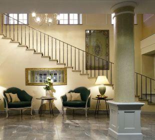 Lobby Hotel Jodquellenhof Alpamare (Hotelbetrieb eingestellt)