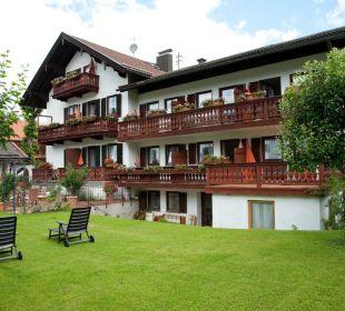Haus Gästehaus Hotel Garni Zibert
