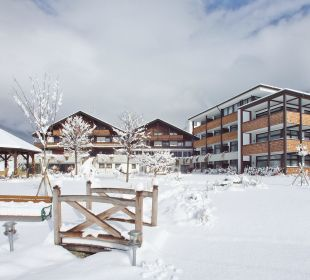Winterimpression Beauty & Wellness Resort Hotel Garberhof