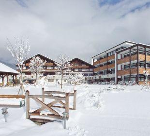 Winterimpression Beauty & Wellness Resort Hotel Garberhof