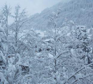 Totaler Wintereinbruch Sporthotel Walliser
