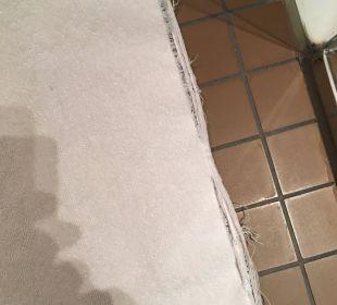 Zerrissene Handtücher 25hours Hotel HafenCity