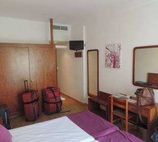 Zimmer Sicht 2 JS Hotel Sol de Can Picafort
