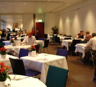 Frühstücksraum Best Western HOTELBERN