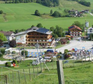 Das Hotel mit dem Spielpark Hotel Brandauerhof