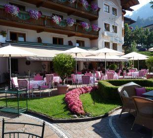 Gartenanlage Alpines Lifestyle Hotel Tannenhof