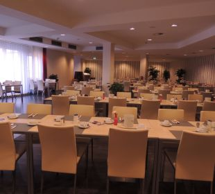 Frühstücksraum Best Western Hotel City Ost