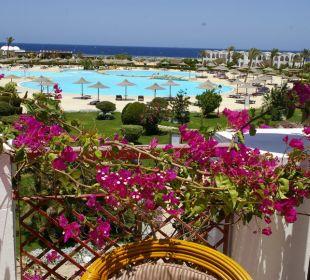 Ausblick Hotel Gorgonia Beach