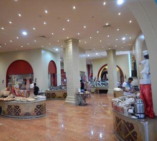 Hauptrestaurant SUNRISE Select Royal Makadi Resort