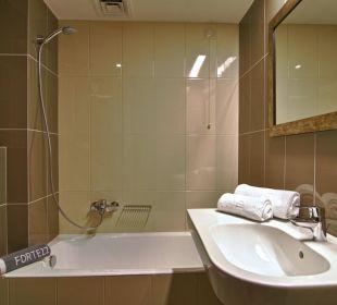 Bathrooms (renovated 2011) Hotel Fortezza