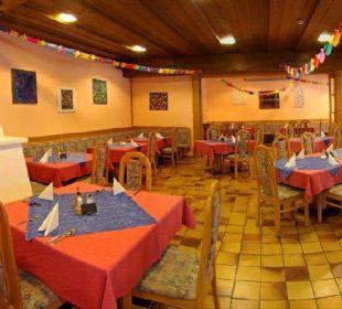 Speisesaal / Restaurant Ferienhotel Martinerhof