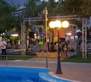 Gartenanlage Hotel Corissia Beach