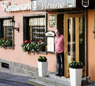 Aussenansicht Restaurant Hotel Schmidt-Mönnikes