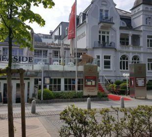 Lobby Vier Jahreszeiten Kühlungsborn -  Hotel